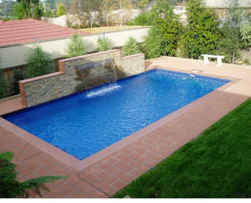 Swimming Pool Design Gallery Steelwater Pools And Spas